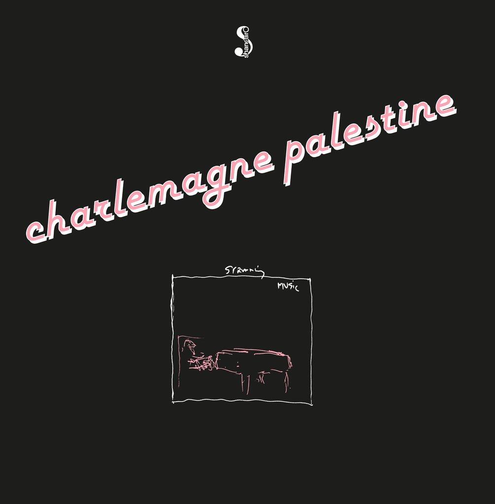 Charlemagne Palestine | Strumming Music album cover