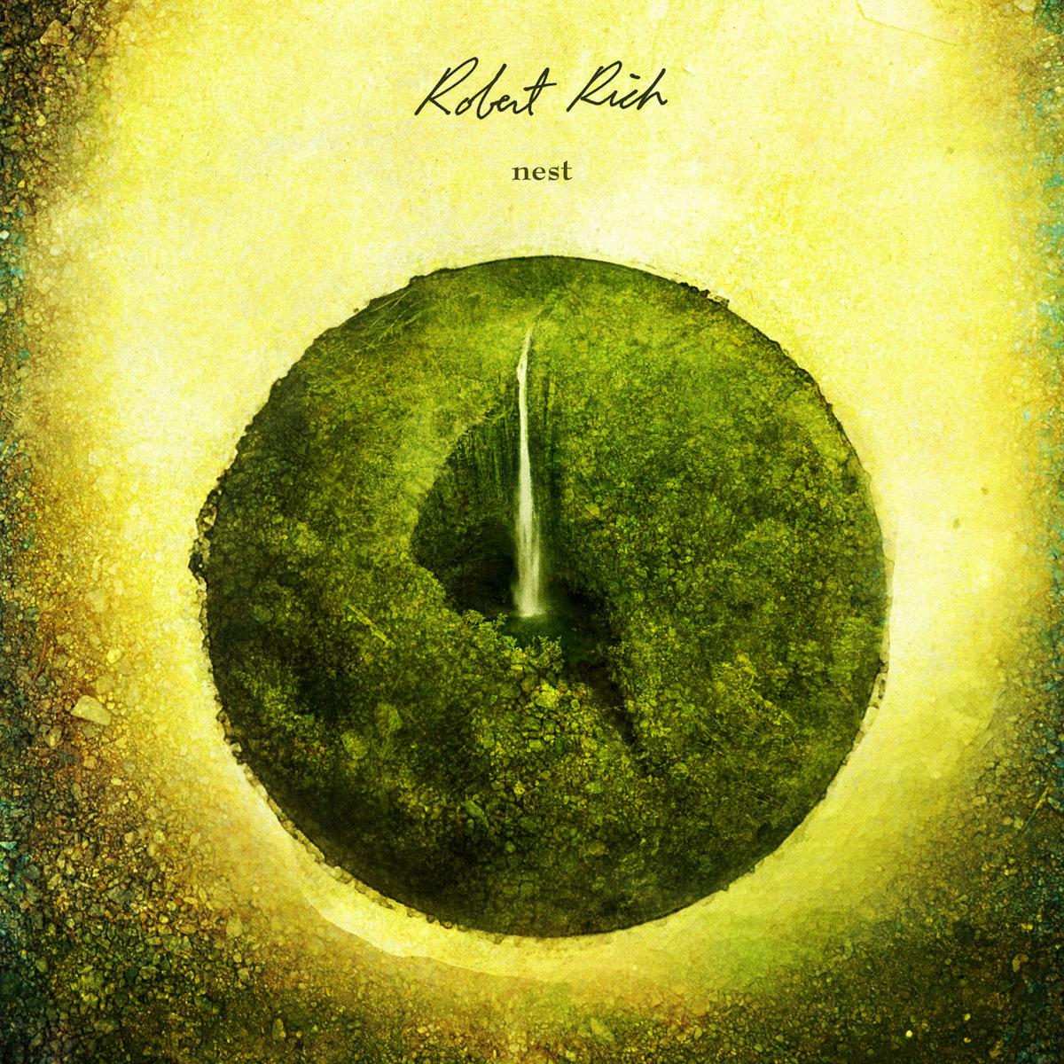 Robert Rich | Nest album cover
