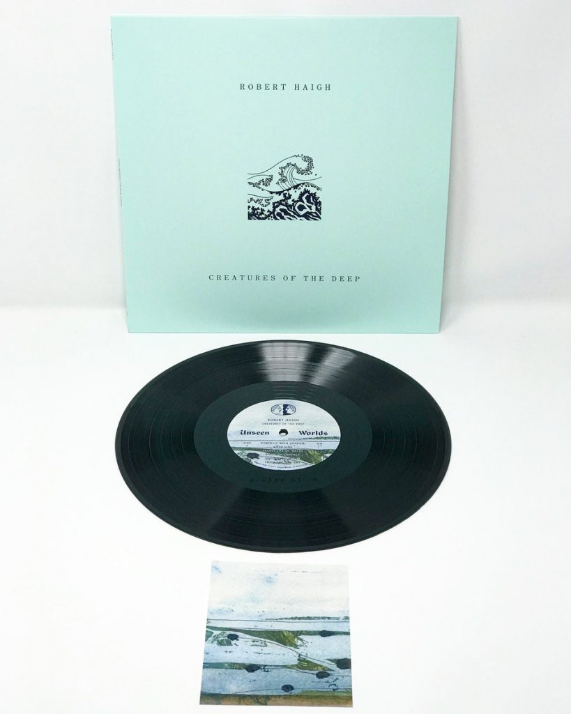Robert Haigh | Creatures of the Deep vinyl