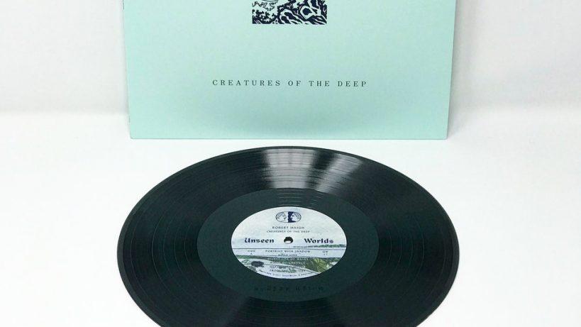 Robert Haigh | Creatures of the Deep vinyl