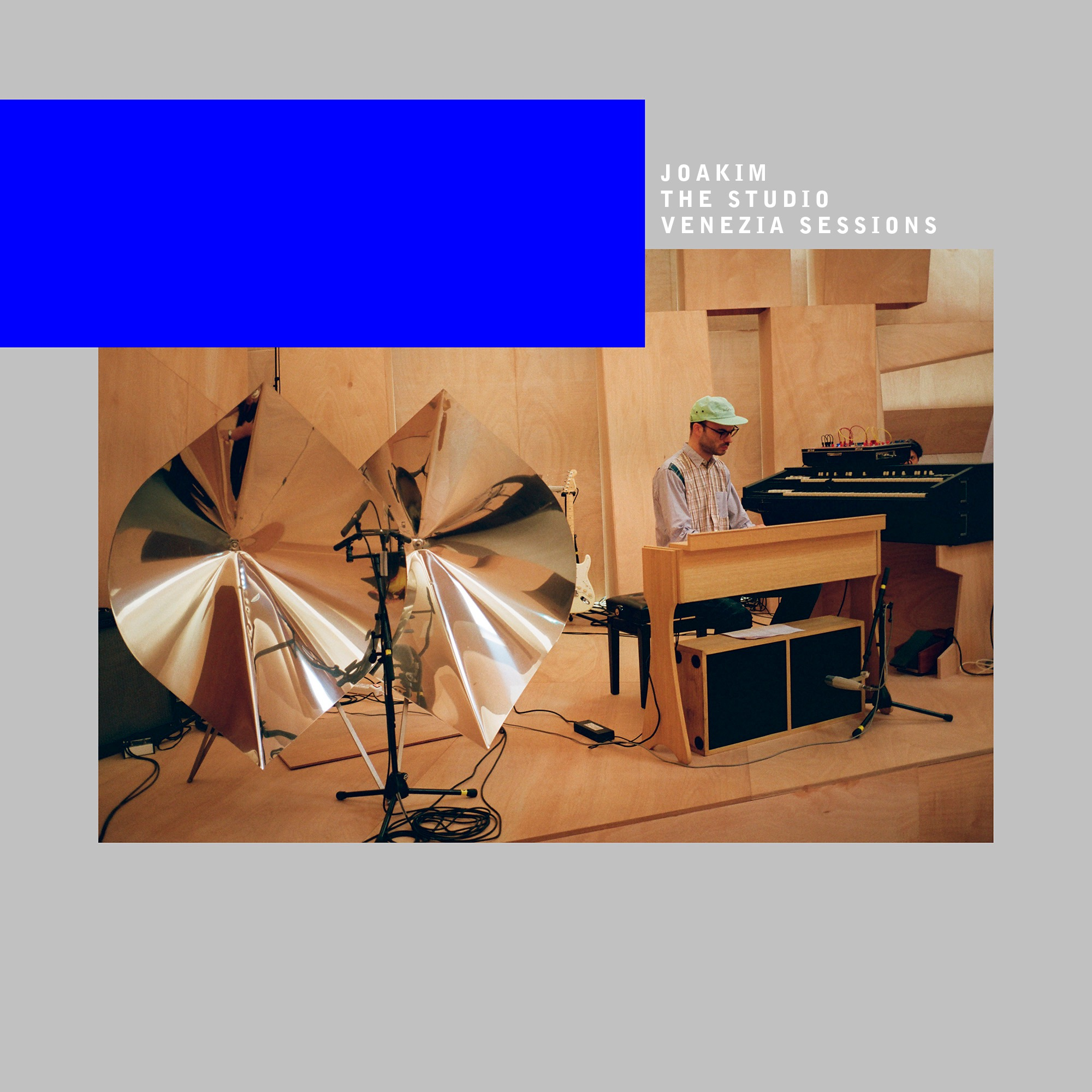 Joakim | The Studio Venezia Sessions album cover