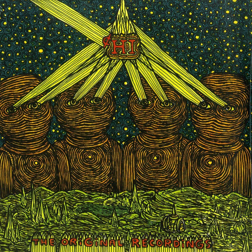 Chi | The Original Recordings album cover