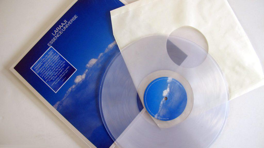 Laraaji | Essence Universe vinyl