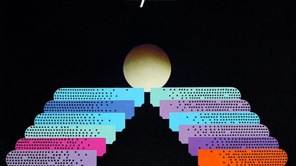 Ashra | New Age of Earth vinyl