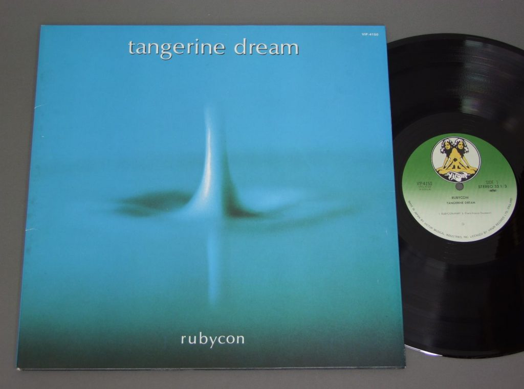 Tangerine Dream | Rubycon vinyl