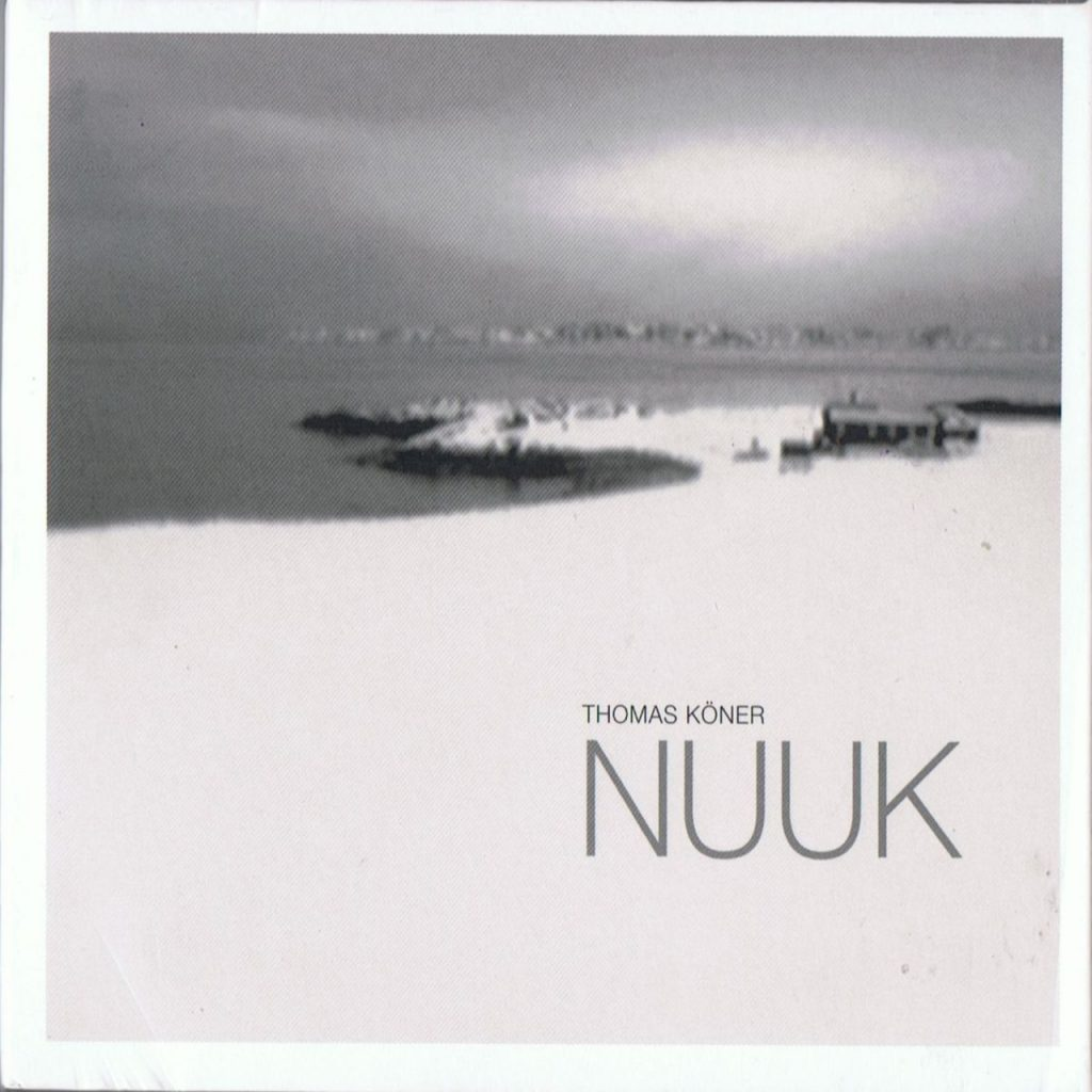 Thomas Koner | Nuuk album cover
