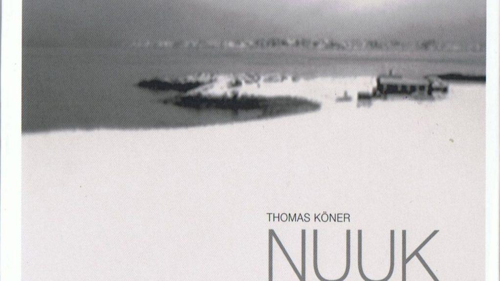 Thomas Koner | Nuuk album cover