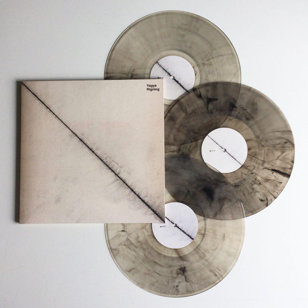 Yagya | Rigning vinyl