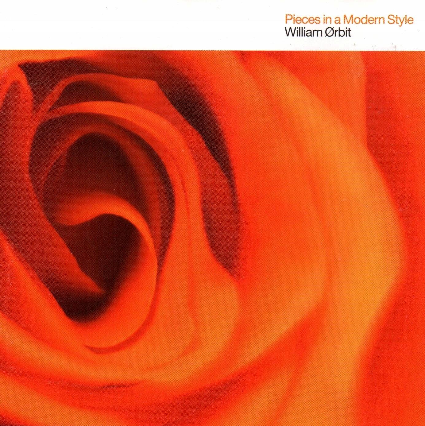 William Orbit | Pieces in a Modern Style album cover